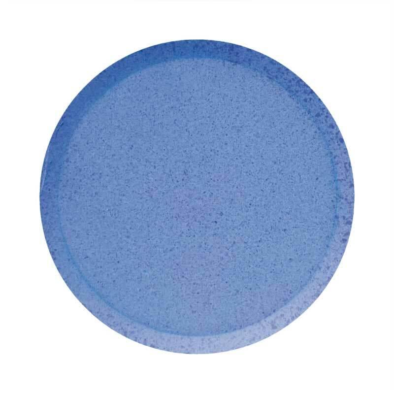 Nachfülltabletten - 55 mm, hellblau