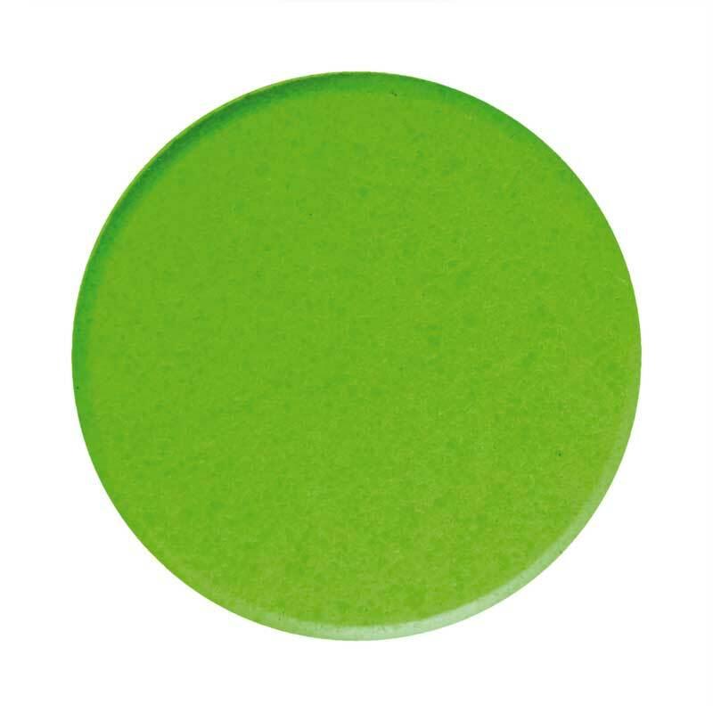 Nachfülltabletten - 55 mm, grün