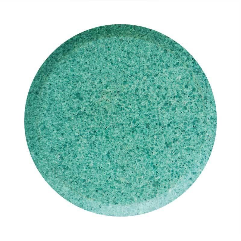 Nachfülltabletten - 55 mm, dunkelgrün