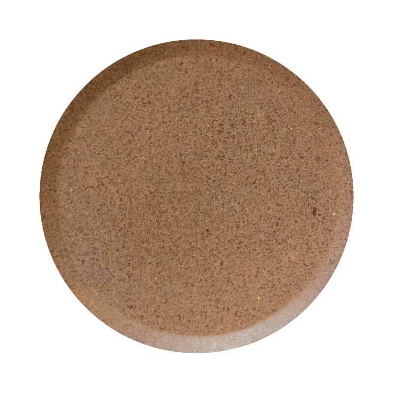 Nachfülltabletten - 55 mm, braun