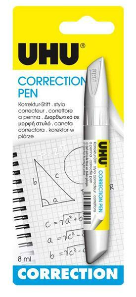 Correction Pen, 8 ml