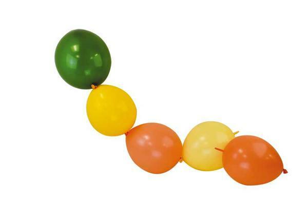 Guirlande de ballons, 20 pces