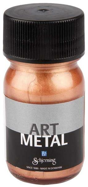 Art metalverf - 30 ml, koper