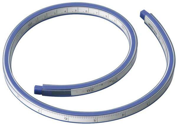 Kurvenlineal, 30 cm