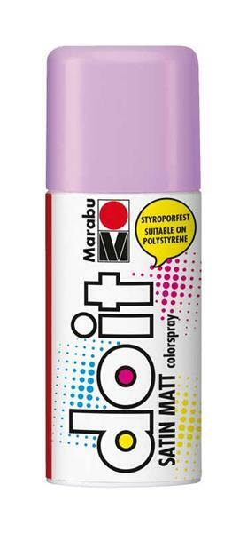 Marabu do it Satinmatt-Spray - 150 ml, lavendel