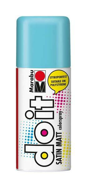Marabu Do It Satin-mat-Spray - 150 ml, Caraïbes