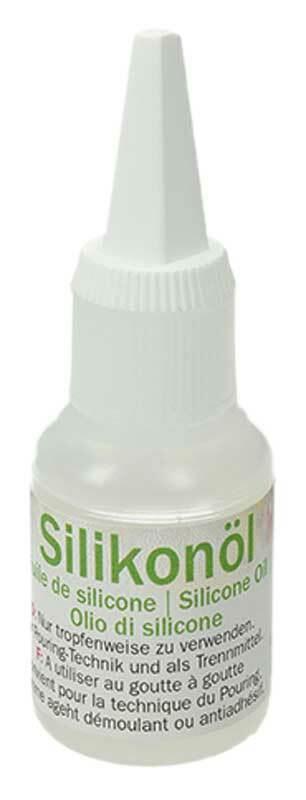 Huile silicone - 25 ml