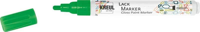 Marqueur peinture - 2 - 4 mm, vert