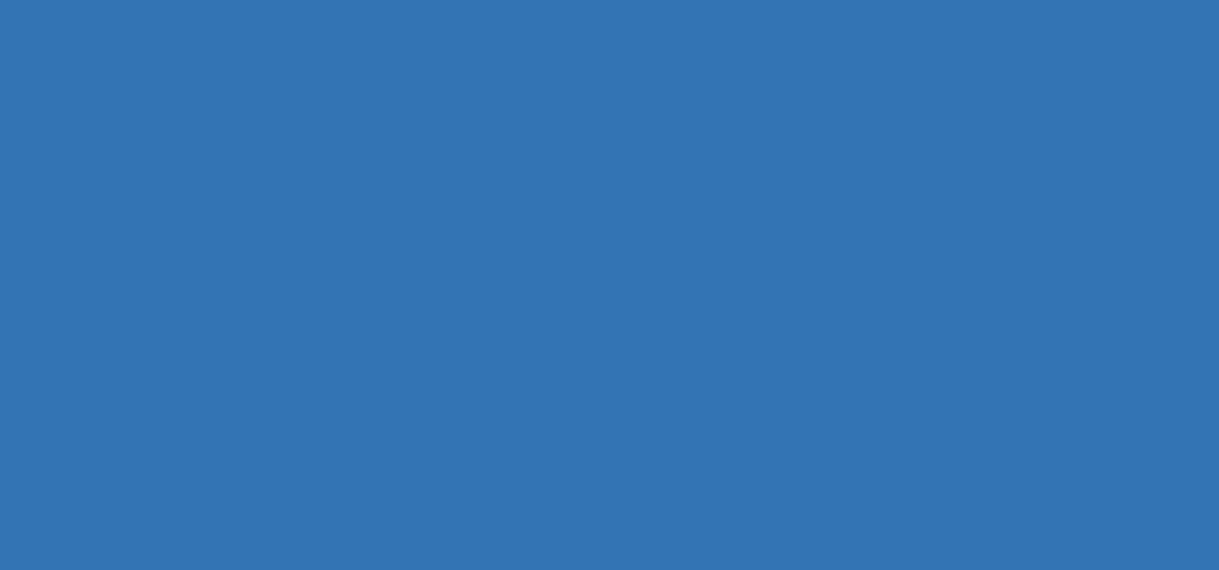 Aduis Acryliic acrylverf - 500 ml, primair blauw