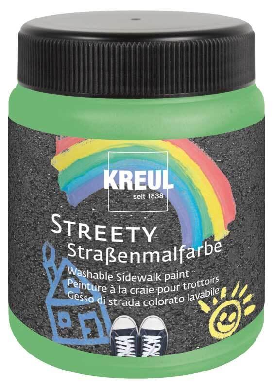 Streety Straßenmalfarbe - 200 ml, grashalmgrün