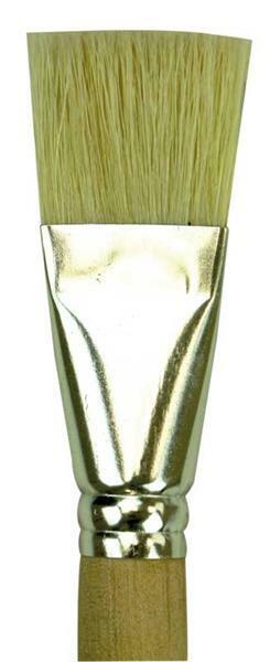 Pinceau de soies Gussow, taille 24