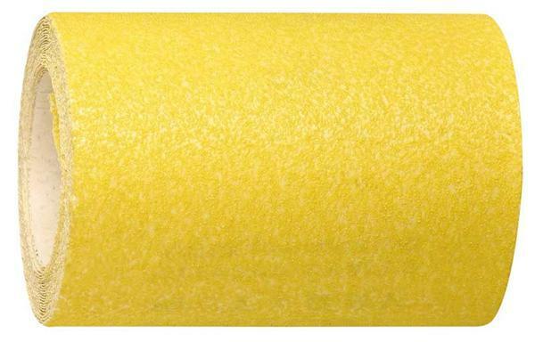 Schleifpapier - Rolle, K 80 grob