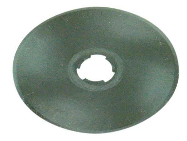Reservemesjes voor rolmes - recht, Ø 45 mm
