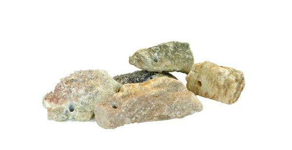 Speksteen - amuletsteentjes, 1 kg