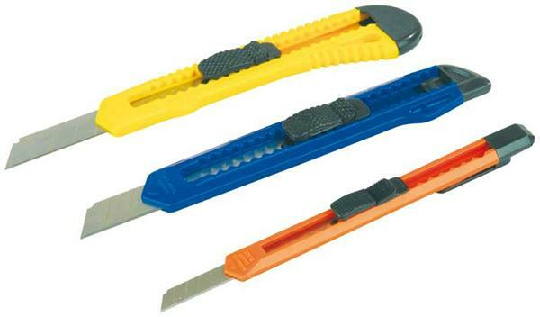 Set de cutters - 3 pces