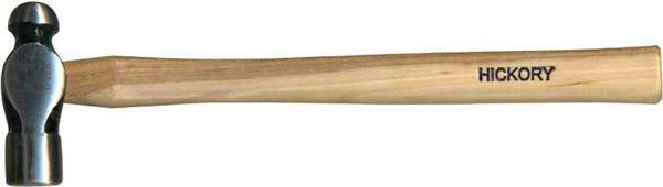 Marteau à bosseler / marteau rivoir, 250 g