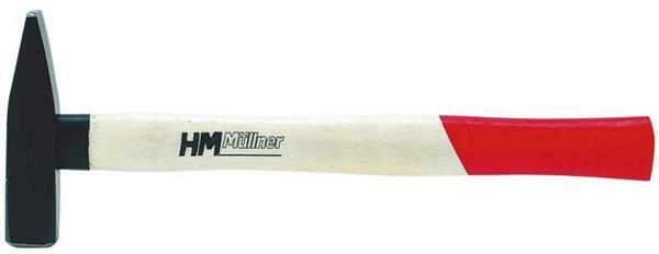 Schlosserhammer mit Holzstiel, 200 g