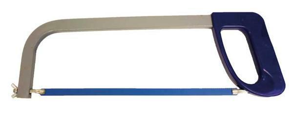 Metallsäge mit PVC-Griff, 300 mm