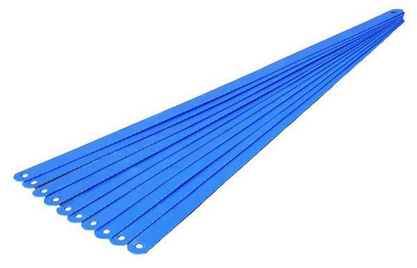 Lames de scie à métaux - 10 pces, 300 mm