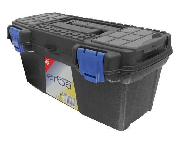 Coffre à outils , 383 x 188 x 170 mm