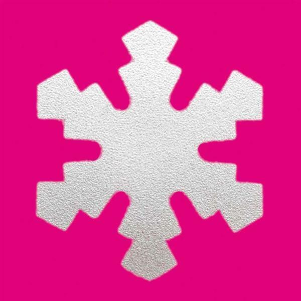 Motiefpons - sneeuw-kristal