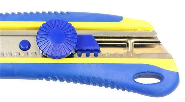 Prof.cutter met vastzetknop, 25 mm