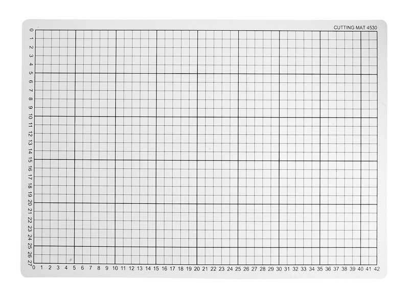 Support de découpe - 3 0x 45 cm