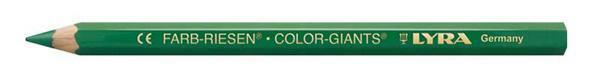 Lyra® crayon de couleur géant - vernis, vert foncé
