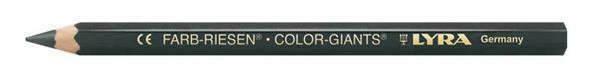 Lyra Farb-Riese® - lackiert, schwarz