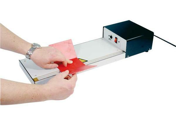 Appareil de cintrage pour plastique Thermoform 400