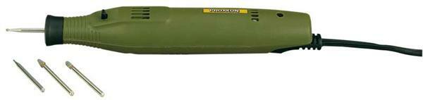 Proxxon Gravierset mit Netzgerät, 12 - 18 V
