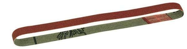 Ersatzschleifbänder für Bandschleifer, Korn 120