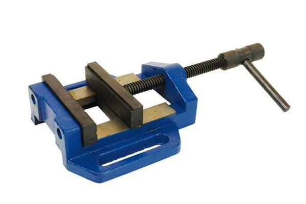 Maschinenschraubstock, 100 mm