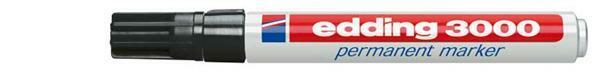 edding 3000 - 1,5 - 3 mm, 4er Set