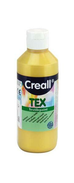 Creall Tex - 250 ml, goud 19