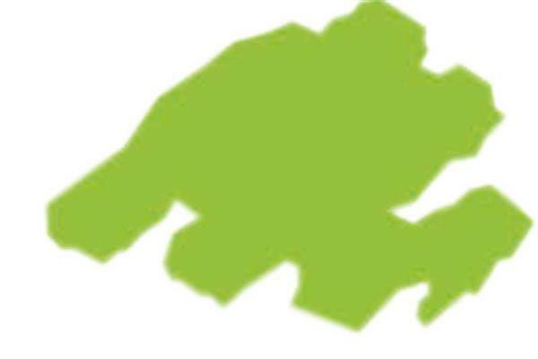 Marqueur textile Texi Mäx - 2 - 4 mm, vert clair