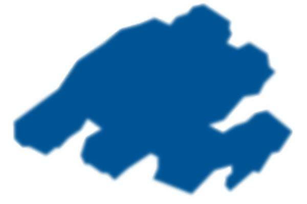 Stoffmalstift Texi Mäx - 2 - 4 mm, blau