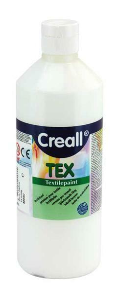 Creall Tex - 500 ml, blanc