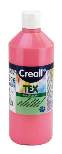 Creall Tex - 500 ml, rose
