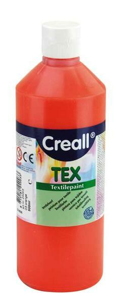 Creall Tex - 500 ml, orange