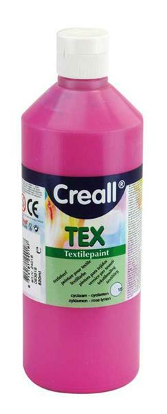Creall Tex - 500 ml, cyclamen