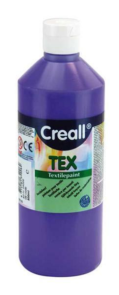 Creall Tex - 500 ml, violett