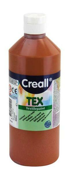 Creall Tex - 500 ml, brun