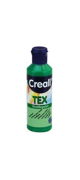 Creall Tex - 80 ml, groen