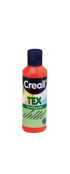Creall Tex - 80 ml, orange