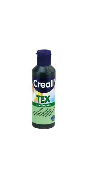 Creall Tex - 80 ml, zwart
