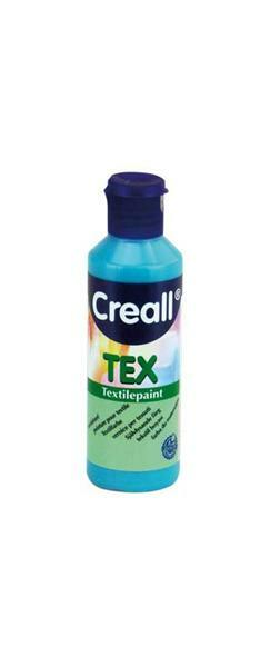 Creall Tex - 80 ml, turkoois