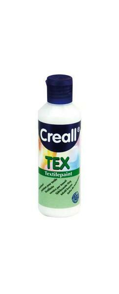 Creall Tex - 80 ml, wit