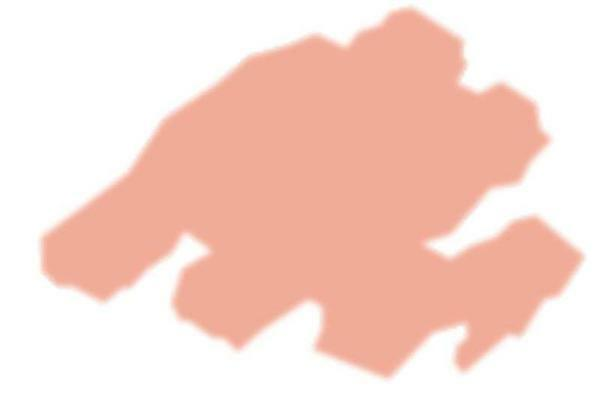Stoffmalstift Texi Mäx - 2 - 4 mm, hautfarbe