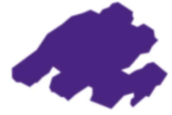 Stoffmalstift Texi Mäx - 2 - 4 mm, violett